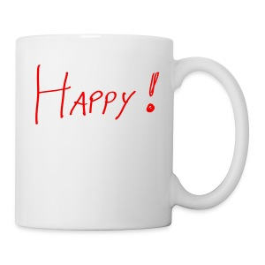 Happy - Tasse - Tasse