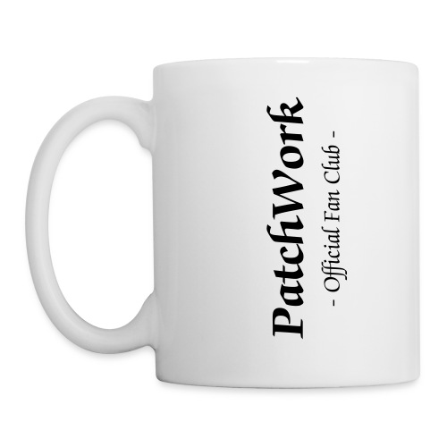 Patchwork Mug - Official Fan Club - Kop/krus