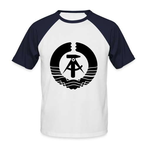 Viva La RDA! - Camiseta béisbol manga corta hombre