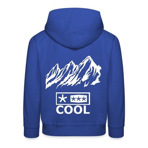 Ice Mountain - Kids' Premium Hoodie