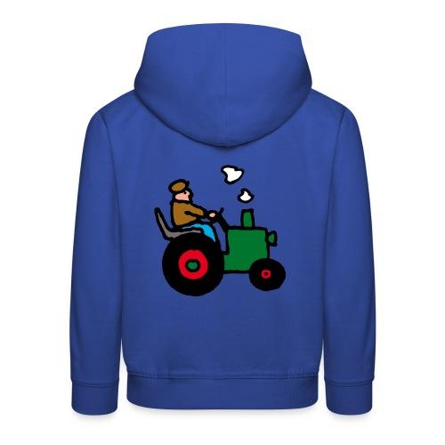 Farmer - Kids' Premium Hoodie