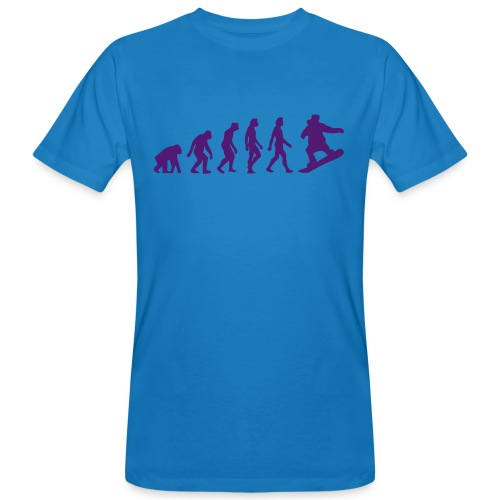 Optimum Snowboarder - Men's Organic T-Shirt