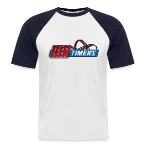 Airtimers Baseballshirt - Männer Baseball-T-Shirt
