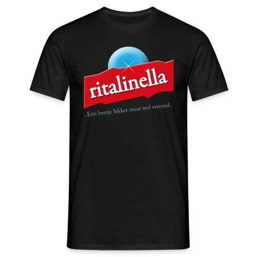 ritalinella - Mannen T-shirt