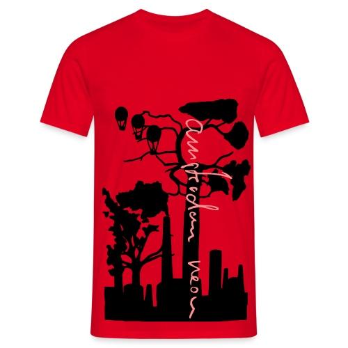 Kapitalismus von Amsterdam Neon - T-Shirt - Männer T-Shirt