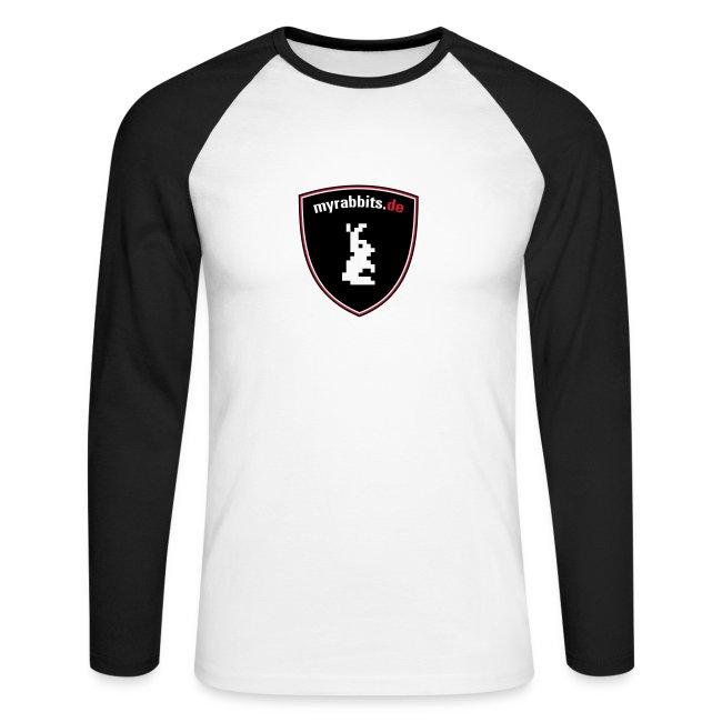 myrabbits Baseballshirt Big Logo