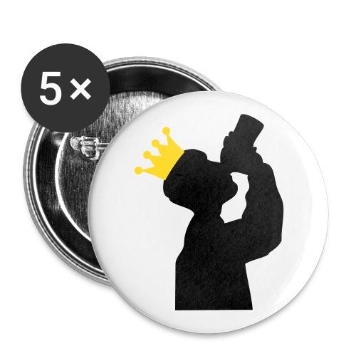 du und ich (ALI) - Buttons groß 56 mm