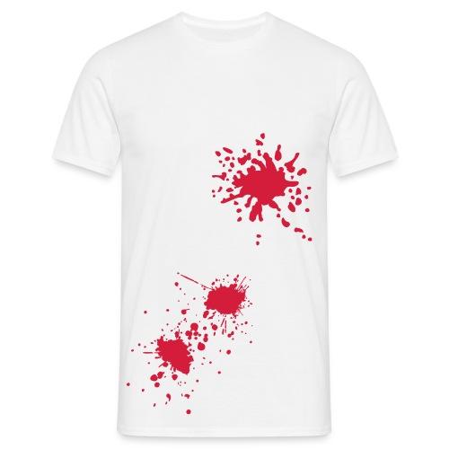 You Hurt Me (Men) - Men's T-Shirt