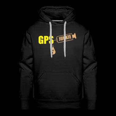 """GPS Junkie"" - 2color"