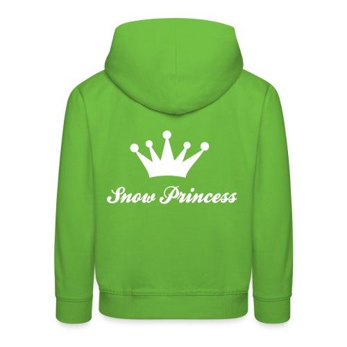 Snow Princess - Kids' Premium Hoodie
