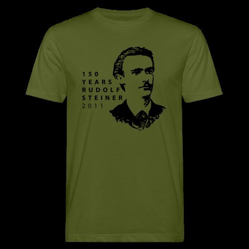 150 Years Rudolf Steiner 2011 Bio Shirt - Men's Organic T-Shirt
