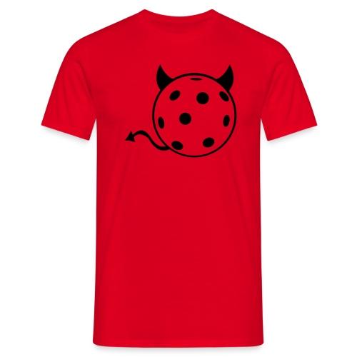 Helvetesbollen (h) - T-shirt herr