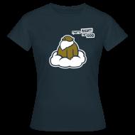 T-Shirts ~ Frauen T-Shirt ~ I am God!