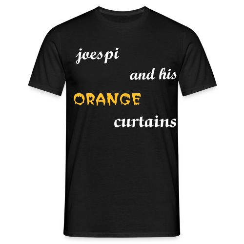 joespi band sparkle t-shirt male - Men's T-Shirt