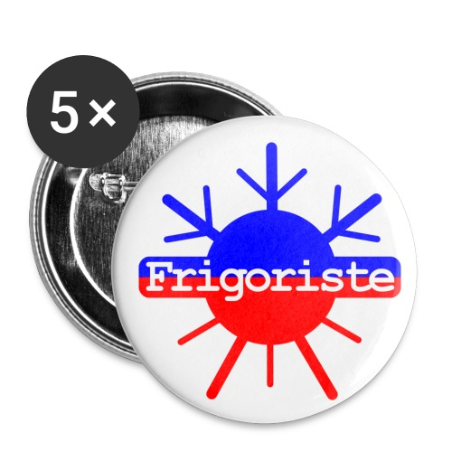 Badge (lot de 5) - Badge moyen 32 mm
