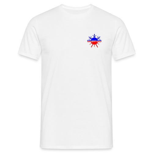 T-shirt homme, 1 motif - T-shirt Homme