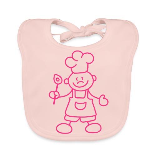 MDR Baby Girl Bib - Baby Organic Bib