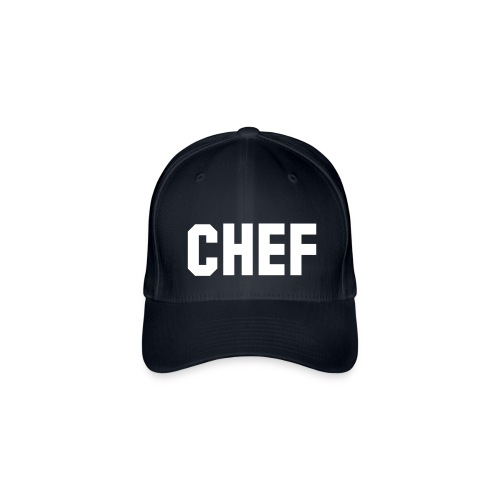 MDR Chef Hat - Flexfit Baseball Cap