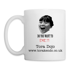 Do You Wnat to Die?!!! Mug - Mug