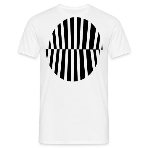 Männer T-Shirt zur Frühförderung von Babys - Männer T-Shirt