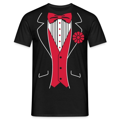 Sweet Suit - Men's T-Shirt