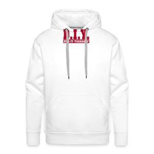D.I.Y. - Men's Premium Hoodie