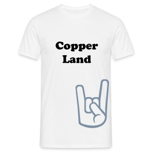 COPPER LAND - Men's T-Shirt