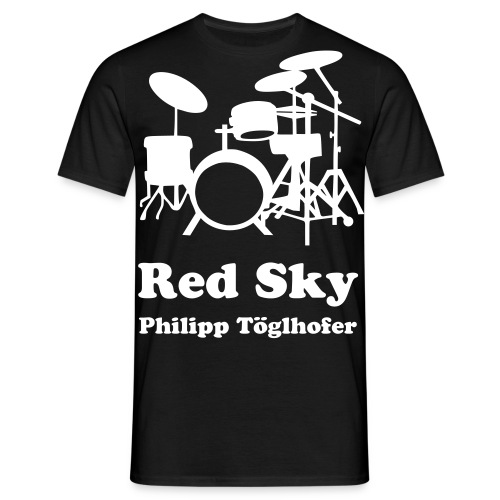 RS shirt Philipp Töglhofer - Männer T-Shirt