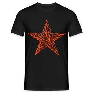 NEW 2010 !!! arabian star! - T-shirt Homme