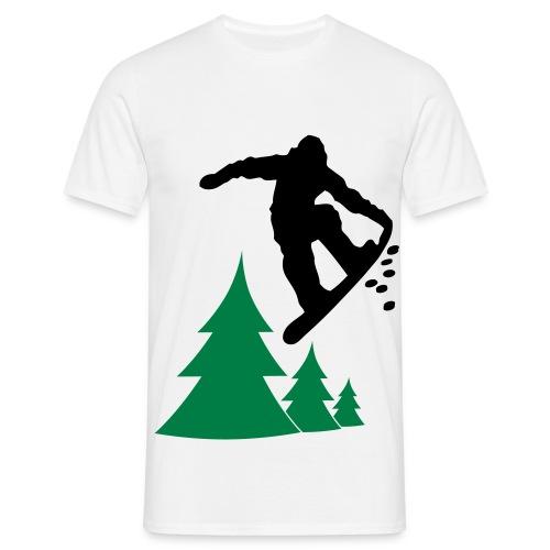 Parapet Ósmy (Czarny) - Koszulka męska