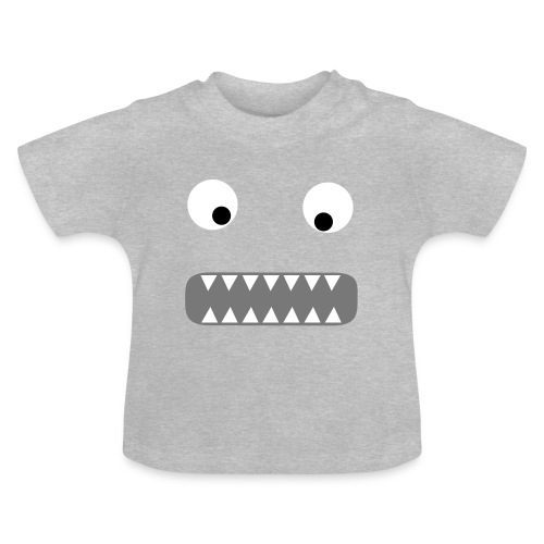 Baby T-Shirt | Mr. Monster  - Baby T-Shirt
