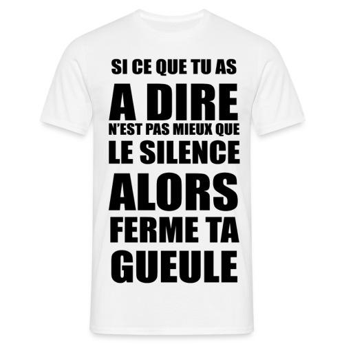 NEW 2010 !!! parolle. - T-shirt Homme