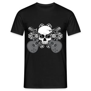 NEW 2010 !!! skull. - T-shirt Homme