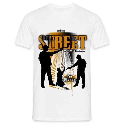 NEW 2010 !!! street. - T-shirt Homme