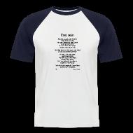 T-Shirts ~ Männer Baseball-T-Shirt ~ T-Shirt