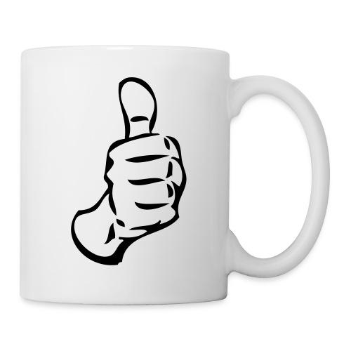 Mug-yo !! - Mug blanc