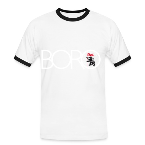 Boro - Men's Ringer Shirt