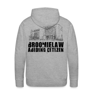 Broomielaw Abiding Citizen - Men's Premium Hoodie