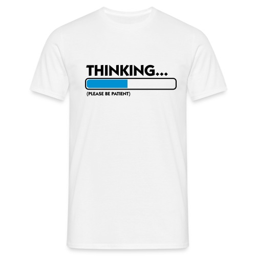 Processing - T-shirt herr