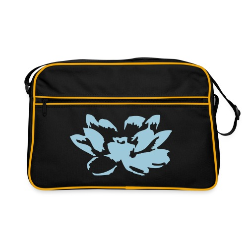 Retro Flower tas  - Retro-tas