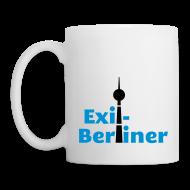 Tassen & Zubehör ~ Tasse ~ Exil-Berliner - Tasse