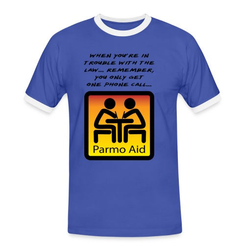 Parmo Aid - Men's Ringer Shirt