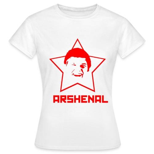 arshenalred - Women's T-Shirt