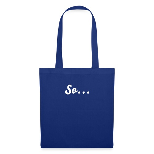 Sac shopping So... - Tote Bag