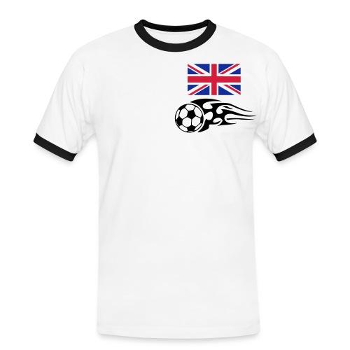 Triko - Männer Kontrast-T-Shirt