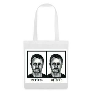 Before/After Tote Bag - Tote Bag