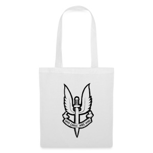 SAS - Who Cares Who Wins? Tote Bag - Tote Bag