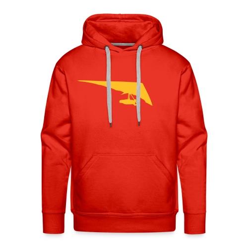Hangglider - Fly bleifrei - Männer Premium Hoodie