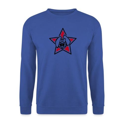 bunnie sweat shirt - Men's Sweatshirt
