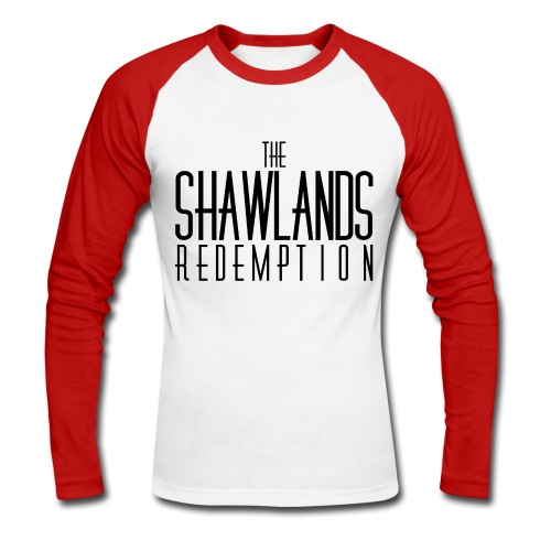 The Shawlands Redemption - Men's Long Sleeve Baseball T-Shirt
